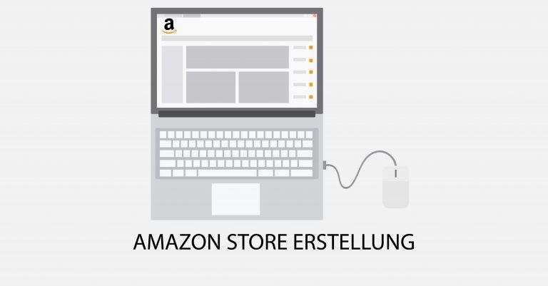 Amazon Store Erstellung Blog
