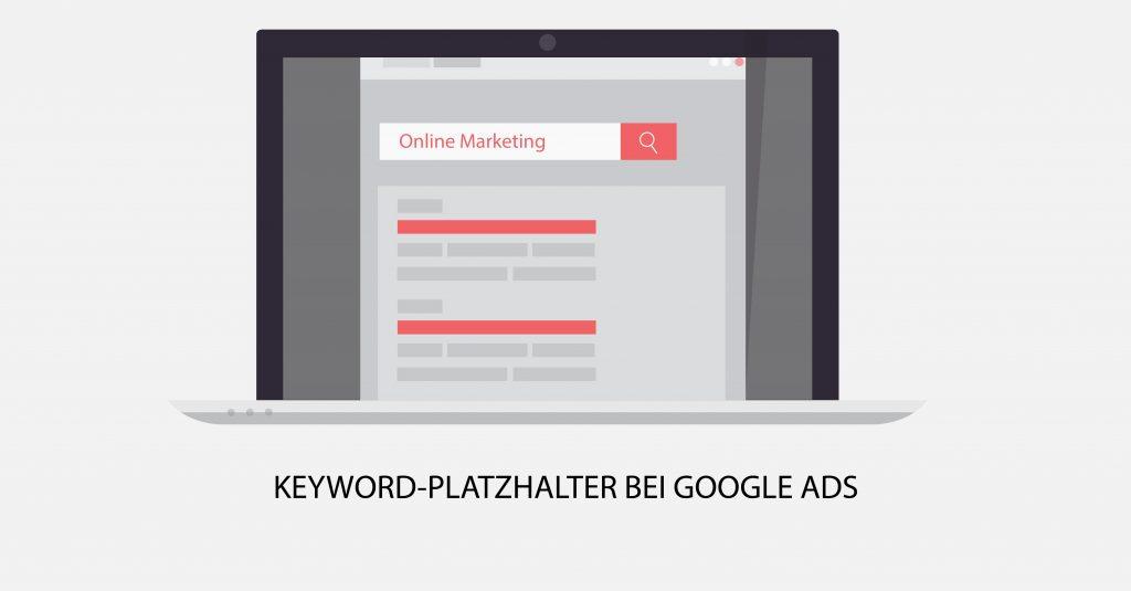 Keyword Platzhalter Google Ads