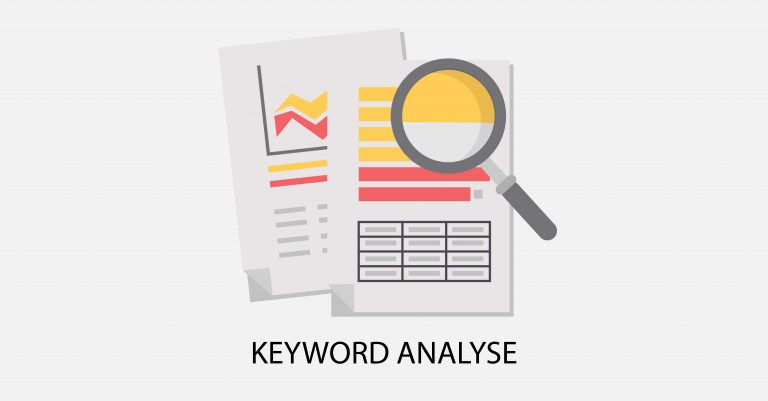 Keyword Analyse Blogbeitrag Blog