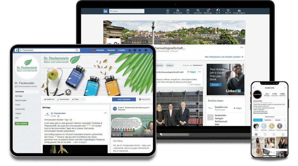 Social Media Agency Germany - Marketing on Social Media